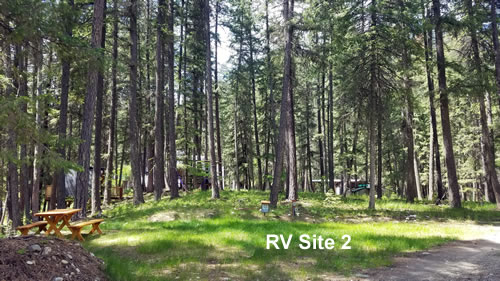 RV Site 2 west