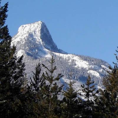 frog peak mountain