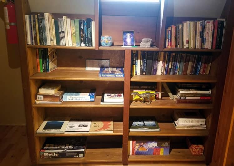 bookshelves 2
