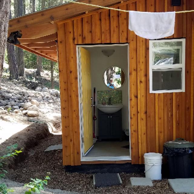 bathroom 1 outside